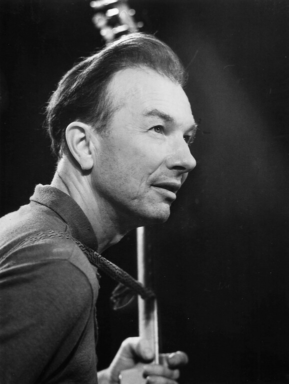 . File-This 1967 file photo shows Pete Seeger.  The American troubadour, folk singer and activist Seeger  died Monday Jan. 27, 2014, at age 94.  (AP Photo/ADN-D.Steinberg, File)